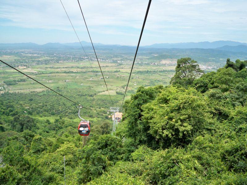 Tour núi Tà Cú