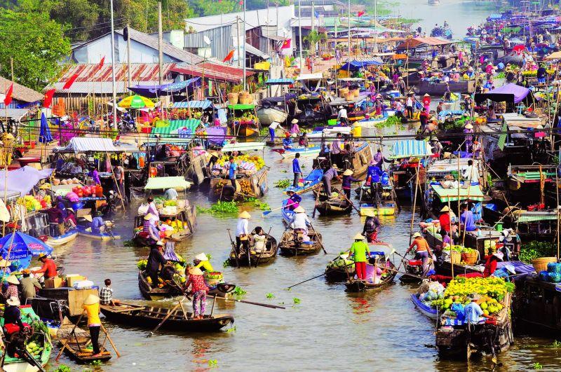 Tour Mekong Delta