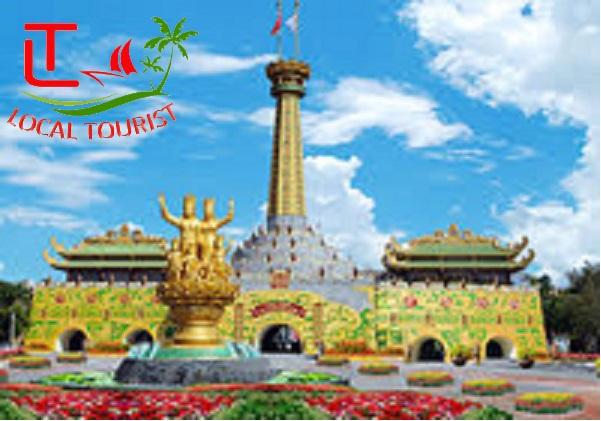 Tour Sài Gòn-Đồng Nai-Bình Dương 3 ngày 2 đêm