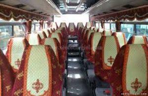 Hình xe 45 chỗ tại Sài Gòn