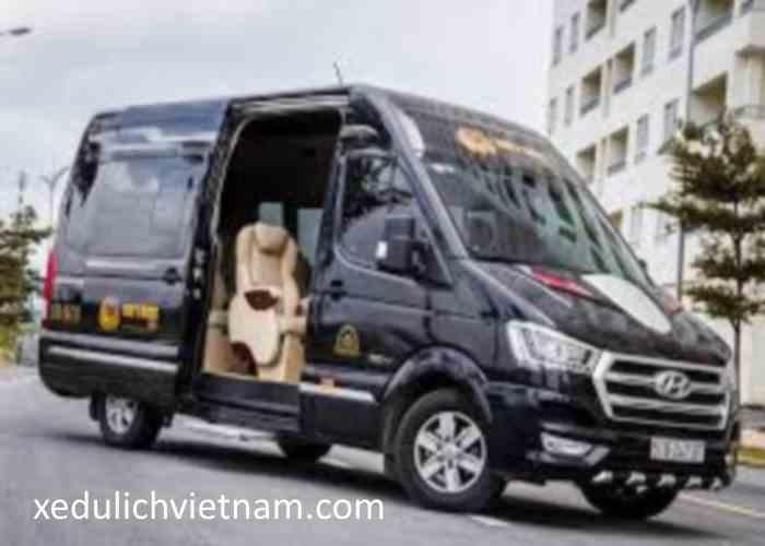 Thuê xe limousine đi Vũng tàu 3
