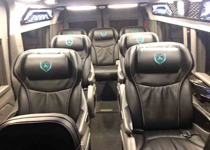 Thuê xe limousine đi Vũng tàu 9