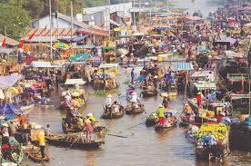 Thuê xe Sài Gòn Cần Thơ