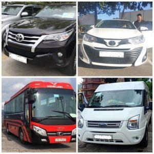 Thuê xe du lịch ninh Thuận