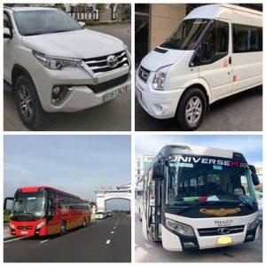Thuê xe du lịch giá rẻ HCM