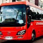 dịch vụ xe 45 chỗ đi Tour Sài Gòn Phan Thiết 2 ngày 1 đêm