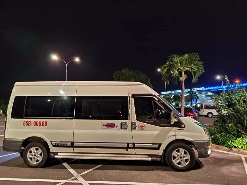 Công ty xe du lịch Mũi Né