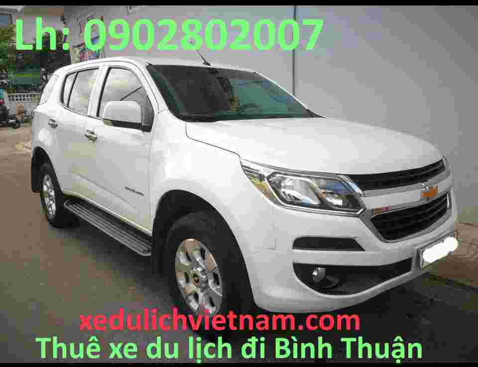 thuê xe du lịch đi Bình Thuận
