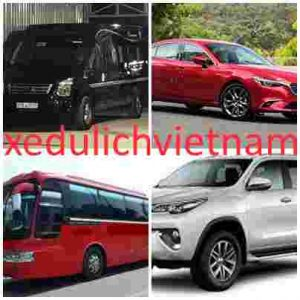 Thue Xe Du Lich Di Van Ninh